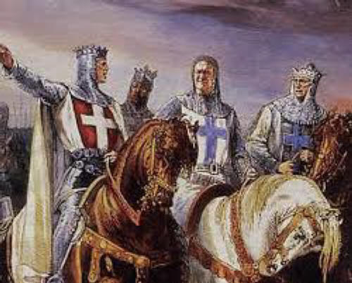 were the crusades justified They really weren't even politically justified certainly not initially i simply said they were understandable not everything understandable is also.